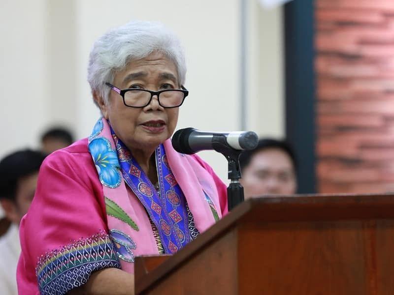 File photo of DepEd Secretary Leonor Briones