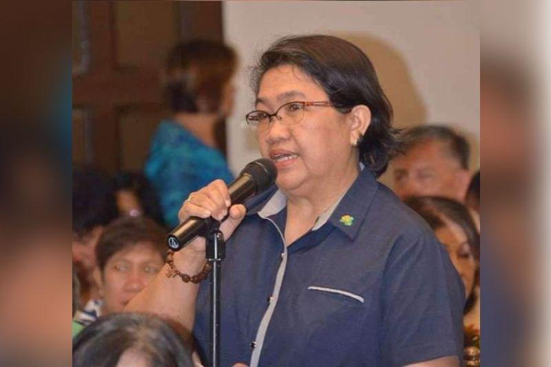 BACOLOD. DA-Western Visayas Regional Director Remelyn Recoter (File photo)
