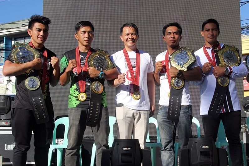 BAGUIO. Amid the lockdown due to Covid–19 pandemic, Team Lakay is managing to keep themselves strong owing it to their Igorot heritage. (SSB file photo)