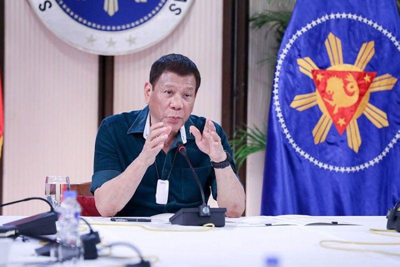MANILA. President Rodrigo Duterte. (Malacañang photo)
