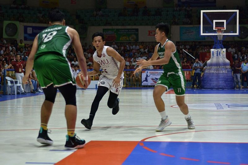 Reigning league MVP Shaquille Imperial is keen on returning to SWU-Phinma to play out his final year of eligibility. (Cesafi Media Bureau)