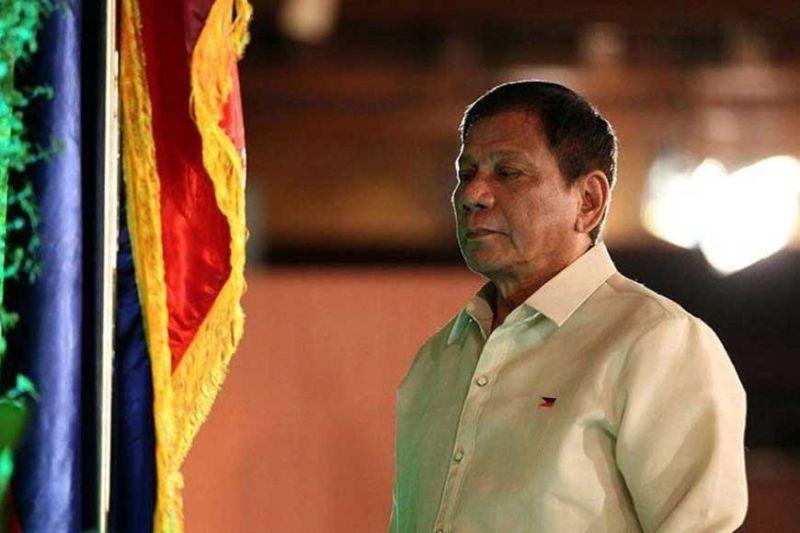 GIPABORAN: Ang Korte Suprema mibasura sa usa ka petisyon nga nagmando kang Presidente Rodrigo Duterte nga mobutyag sa publiko sa iyang medical records. (SunStar Philippines)