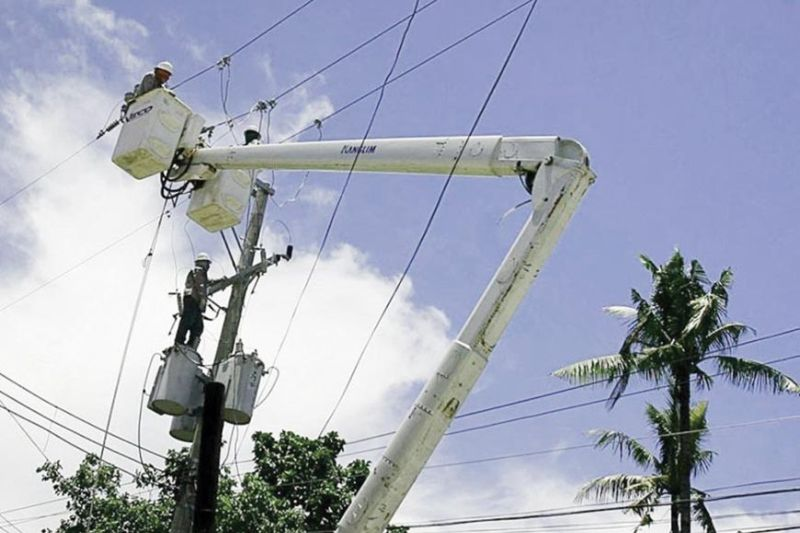 POWER USAGE. The enhanced community quarantine, which has shut most businesses in Cebu since late March this year is crippling economic activities, including the energy consumption of commercial and industrial users. (SunStar file)