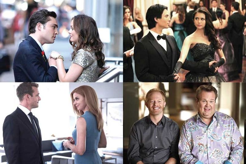 Awesome TV couples