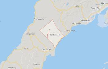 San Fernando, Cebu. (Google Maps)
