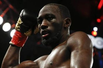 American Terence Crawford