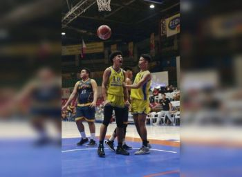 CEBU. UC ace Isaiah Blanco says their summer training made him think if they were basketball players or sprinters. (Cesafi Media Bureau)