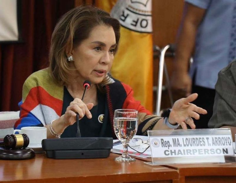 BACOLOD. Fifth District Representative Marilou T. Arroyo. (Contributed photo)