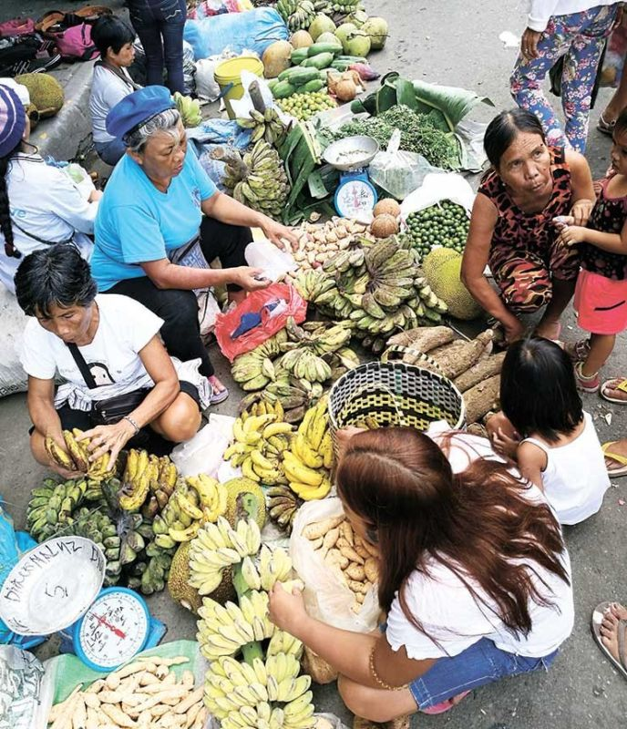 SLOWDOWN. Prices have remained low and stable in May 2020. Inflation for food particularly, slowed down to 2.9 percent in May 2020, from 3.4 percent in the previous month.  SUNSTAR FILE