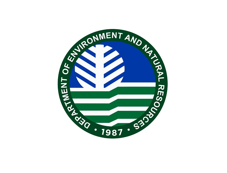 Department of Environment and Natural Resources seal.