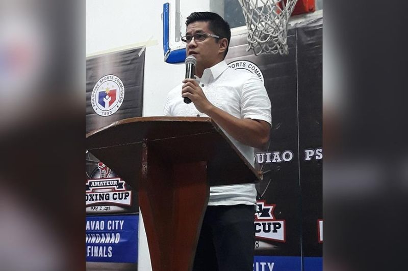 """DAVAO. Sports Development Division of the City Mayor's Office officer-in-charge Michael Denton """"Mikey"""" Aportadera says all city-funded and city-initiated sports events will yet resume in 2021 due to the prevailing coronavirus disease pandemic. (SunStar Davao File)"""