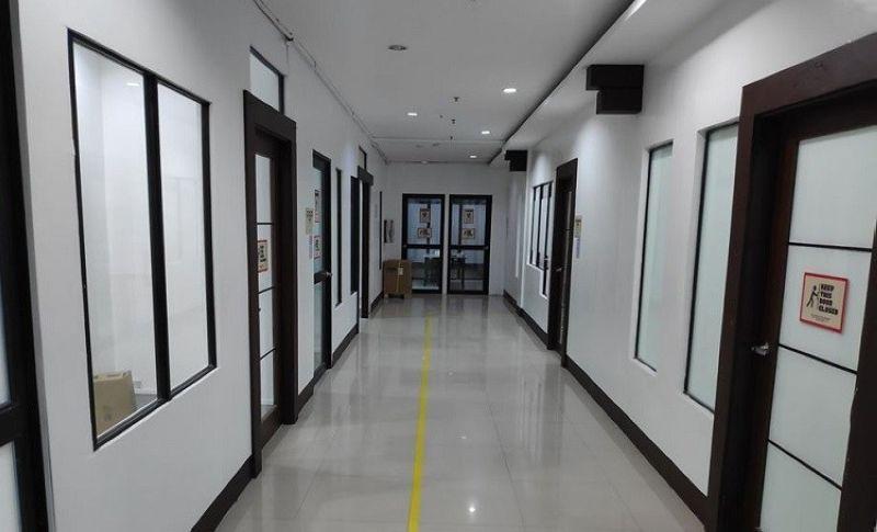 Eastern Visayas Regional Covid-19 Testing Center (File photo)