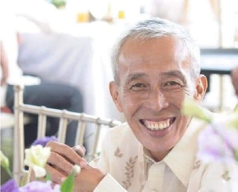 BAGUIO. Raymond Hofileña, who has been the pillar of chess in Bago City for decades, passes away at 67. (Mary Grace Tambasen Photo)