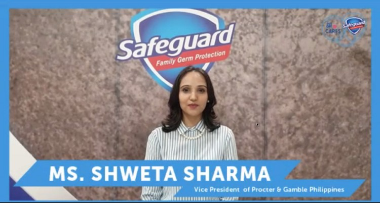 Procter & Gamble Vice President for Skin and Personal Care Shweta Sharma (Contributed photo)