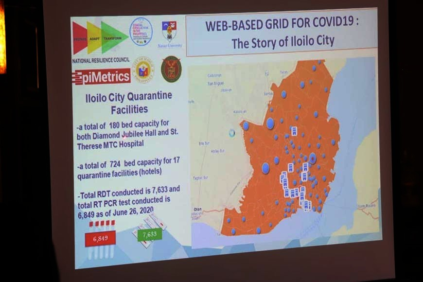 Photo from Iloilo City Government