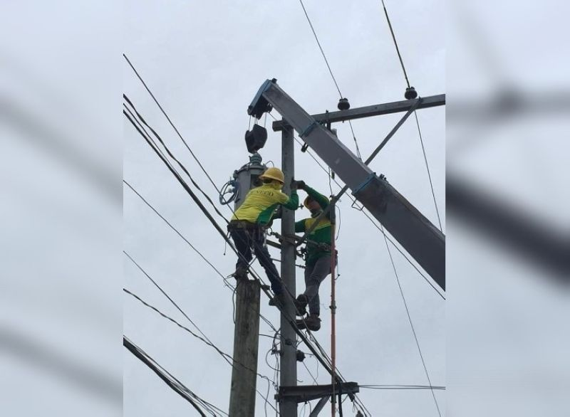 BACOLOD. Ceneco is one of the six distribution utilities reported to have been found to be in violation of the Energy Regulatory Commission advisories. (Ceneco Facbook Photo)