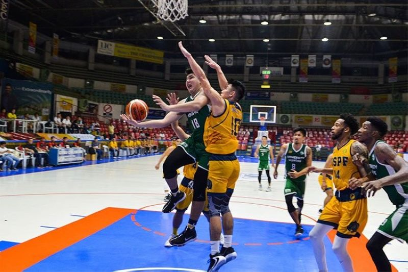 CEBU. UV star Jancork Cabahug will be leaving the Green Lancers to join the UP Fighting Maroons. (Ron Tolin)