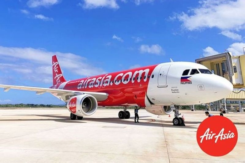 Photo from AirAsia's Facebook page