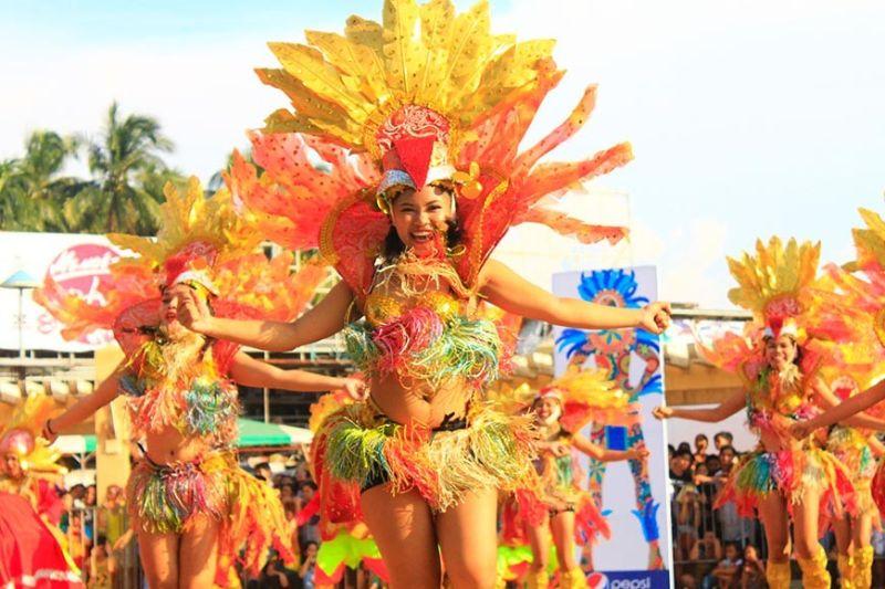 CAGAYAN DE ORO. The festive Higalaay Street Dance in 2019. (Jo Ann Sablad)