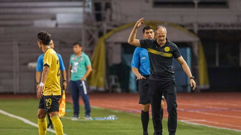 Ceres' head coach Risto Vidakovic announced that he will not be calling the shots for the newly-formed United City Football Club. (AFC photo)