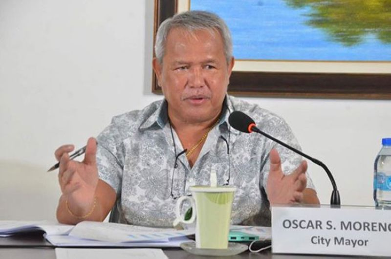 CAGAYAN DE ORO. Mayor Oscar Moreno says Cagayan de Oro will not close its borders to Iligan City and other neighboring areas in Northern Mindanao that are in need of assistance in their Covid-19 cases. (Photo from City Information Office)