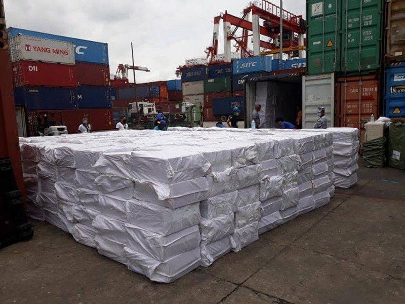 (Photo from Bureau of Customs-Port of Cebu)