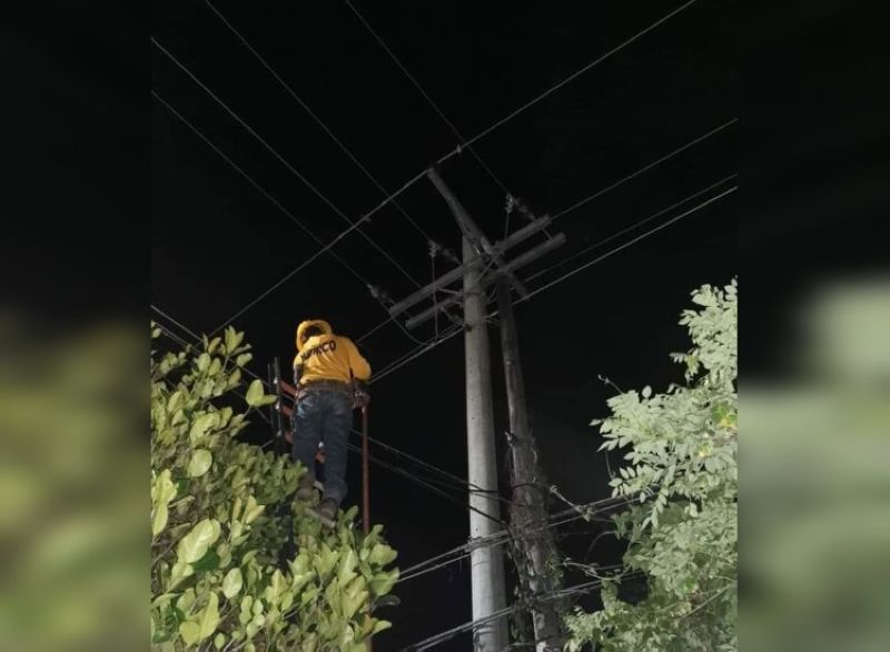 POWER RATES DROP. Two electric cooperatives in Negros Occidental, Noceco and Noneco, report lower power rates this month while that of Ceneco slightly increased. (Contributed photo)