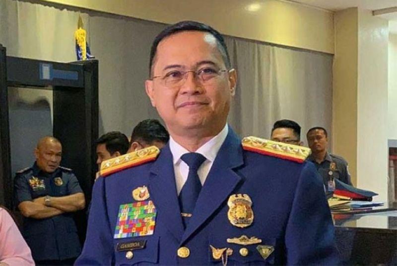 MANILA. Philippine National Police Chief Archie Gamboa. (File photo)