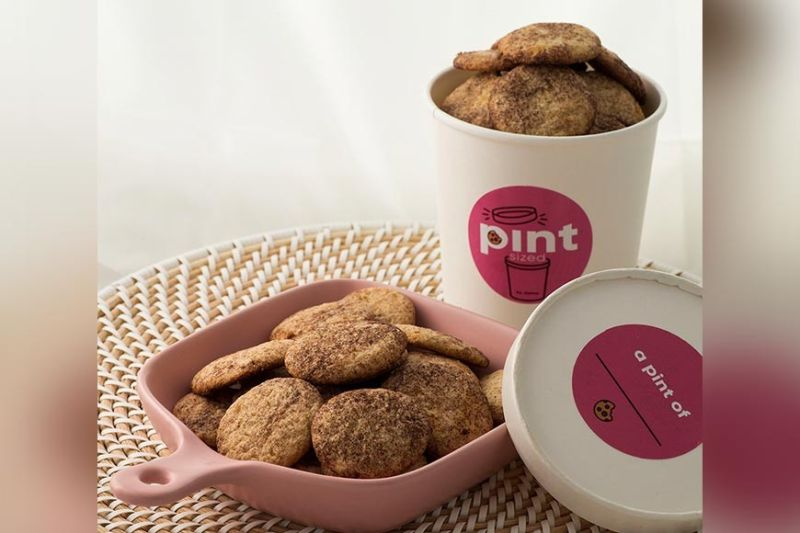 Pint-sized's Snickerdoodle  Cookie