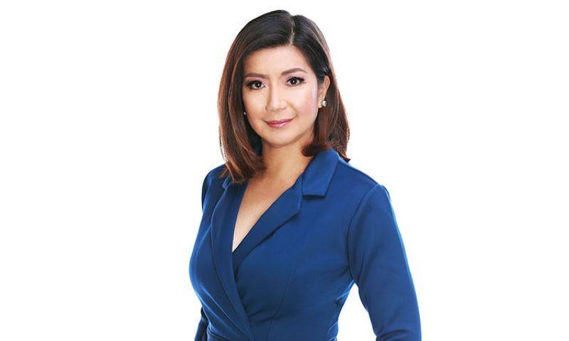 MANILA. Brigada host Kara David. (GMA)