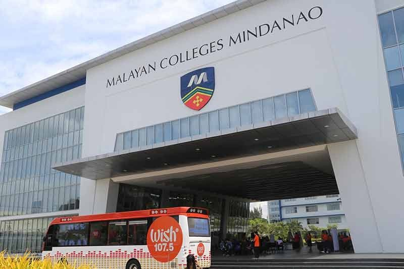 Photo courtesy of Malayan Colleges Mindanao