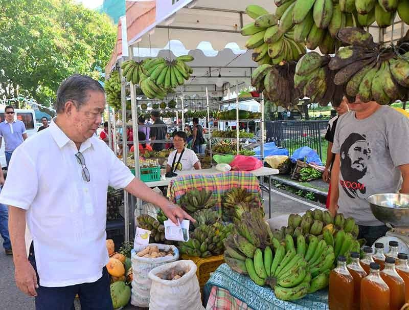 BACOLOD. For business group Metro Bacolod Chamber of Commerce and Industry, the late governor Alfredo Marañon Jr. was a politician by profession but a farmer by heart. (Richard Malihan Photo)