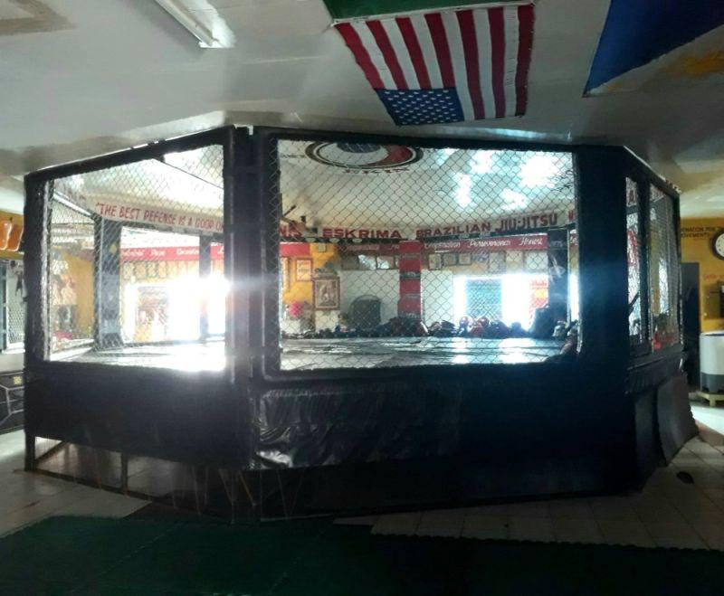 Octagon sa Yaw-Yan gym