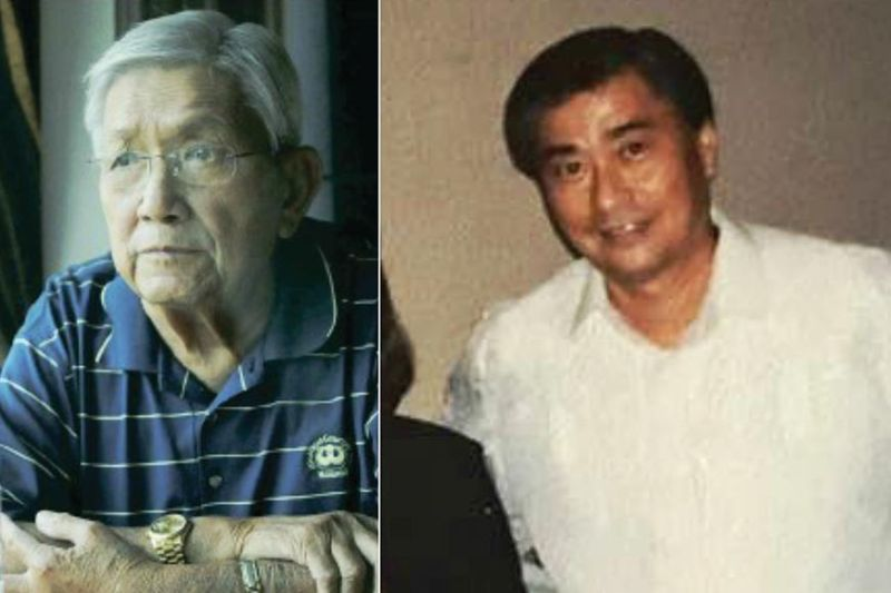 FORMER CHAIRMAN, Cebu City Tourism Commission, Vice Mayor Renato Osmeña and Commissioner Francisco Borromeo.