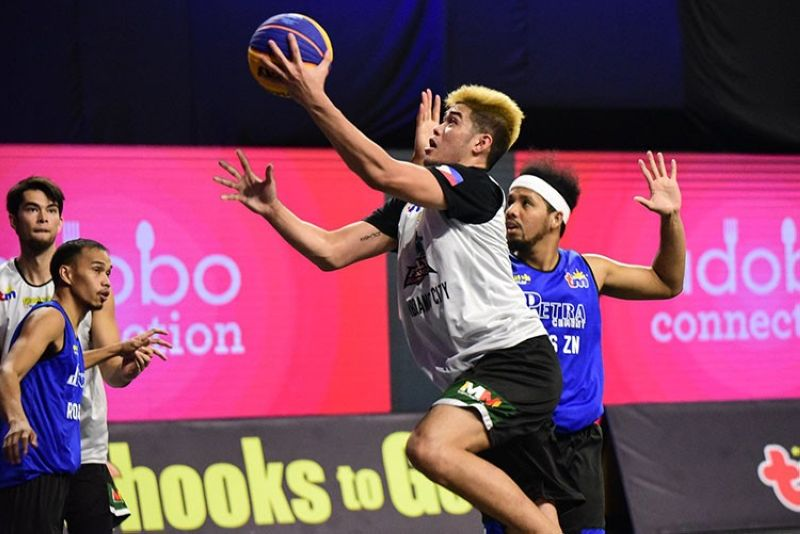 Big Boss Cement-Porac stuns Bacolod in Chooks 3x3 Leg Two opener
