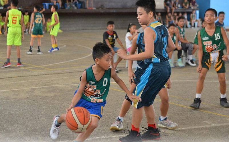 Popoy Navarro, the eldest son of the late Cebuano sports great Rico Navarro, said that they would continue the grassroots program that was started by his father a decade ago.  (MYBL  photo)