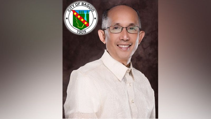 BAGUIO City Mayor Benjamin Magalong (Photo grabbed from the Baguio City website)