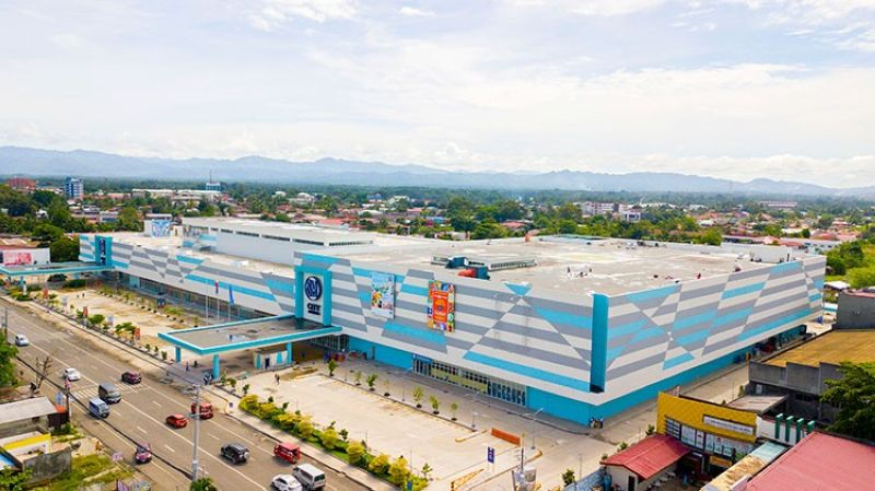 BUTUAN. SM City Butuan will be landmark in this bustling city with its origami inspired facade, as well as great shopping, leisure, and entertainment. (Contributed photo)