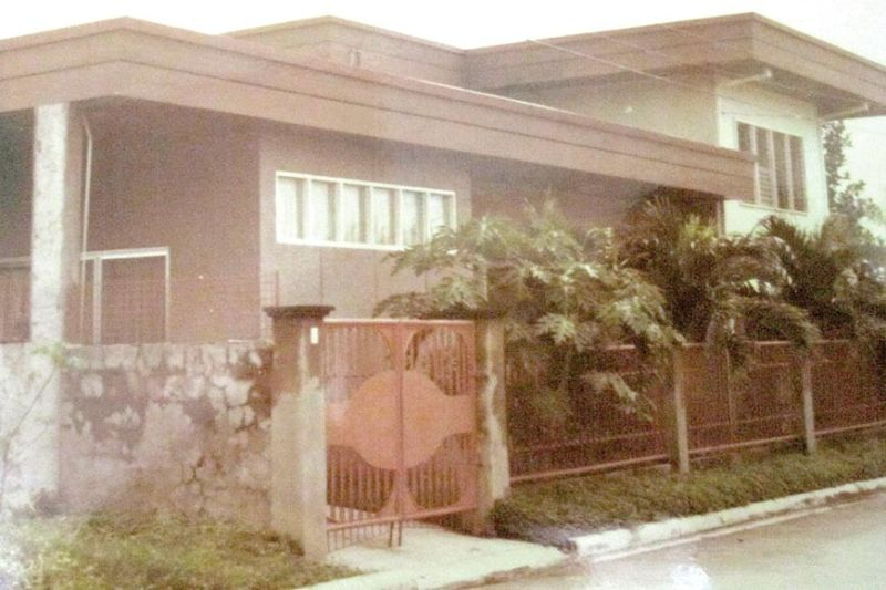 STO. NIñO VILLAGE IN BANILAD. The house we bought was near the Clubhouse and chapel. My neighbors then were the Masas, Llorens, Senos and the Cusis. I miss Sto. Niño Village.