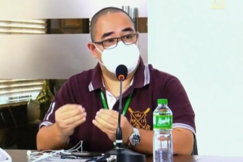 Northern Mindanao Medical Center liaison officer Dr. Bernard Rocha on Wednesday, November 25, said that herd immunity is not a solution to address coronavirus infections in the city as proven by advanced countries who tried it and failed. (Screenshot from City Information Office video)