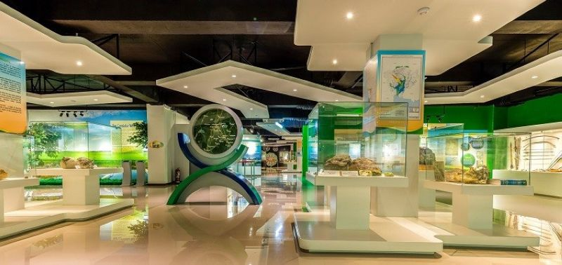 CLARK MUSEUM. A section of the Clark Museum. (Contributed photo)