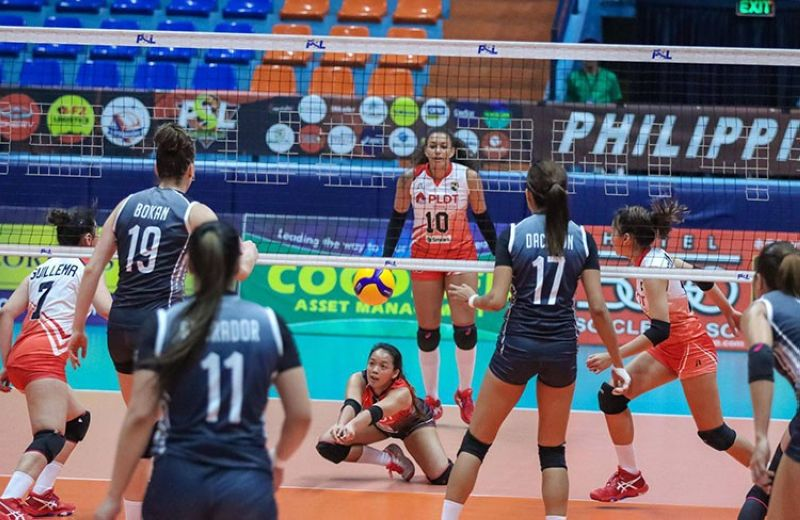 """Philippine Superliga president Dr. Ian Laurel clarified that all of their teams voted to retain their """"amateur"""" status amidst rumors that they were joining the PVL. (PSL photo)"""