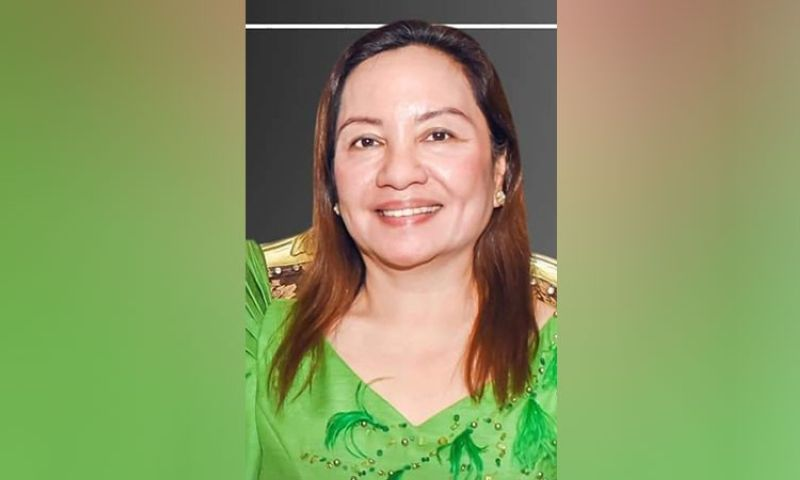 LOVELY RITA. Kag. Rita May Roa Sabio, the queen of Tagoloan basketball in Misamis Oriental province. (Contributed photo)