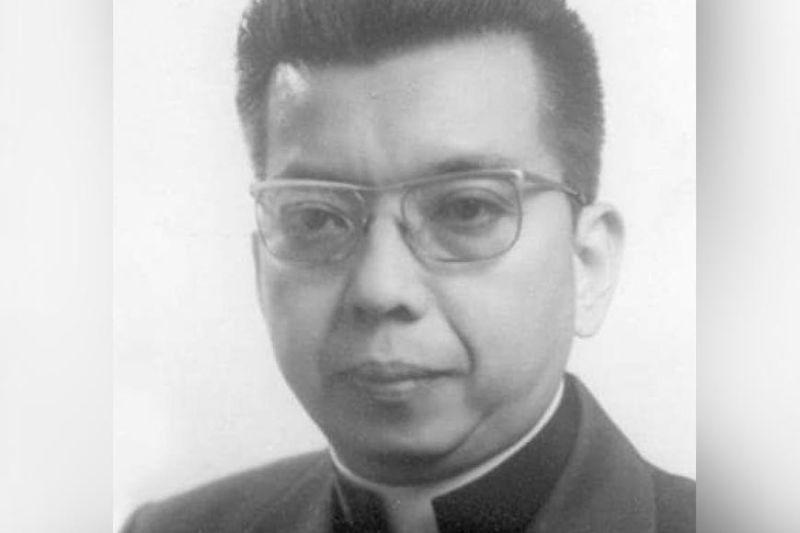 """ACCOMPLISHMENTS. During his term, Fr. Margarito """"Mar"""" Alingasa oversaw the Filipinization of the University of San Carlos, among others. (From Facebook)"""