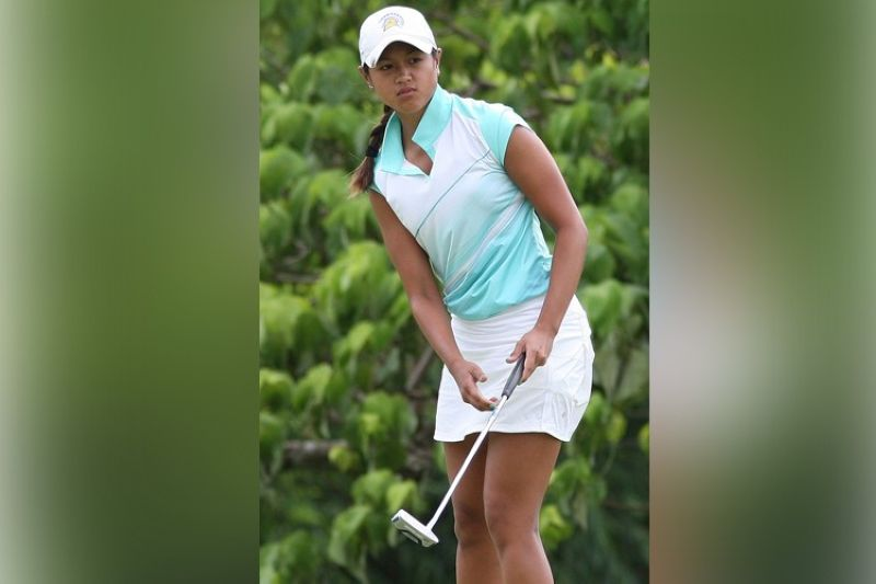 Abby Arevalo hopes for a victorious return to the course where she saw success at the amateur level. (PGT photo)