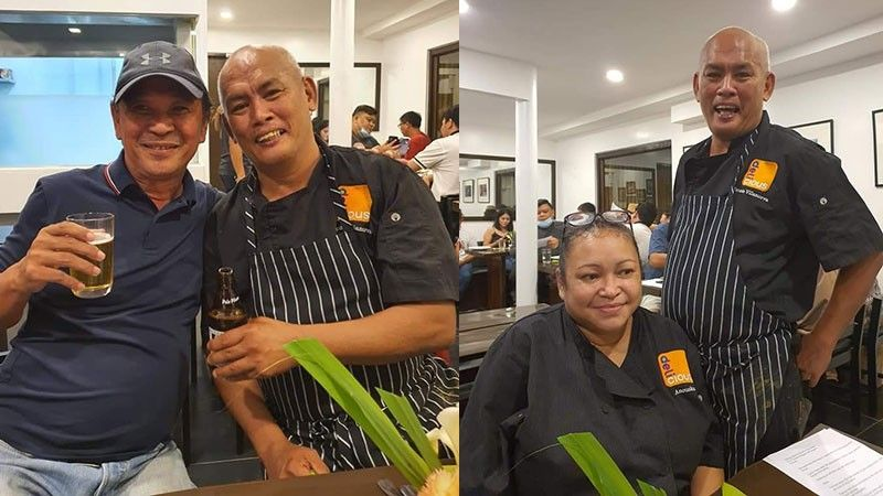 NEGROS. Super duo and college sweethearts Dennis and Anouska Villanueva spread love in the kitchen. They share their love and passion for cooking with others who wish to taste their foods. (MAO)