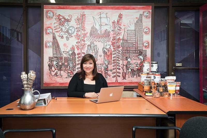 NEW CACAO COUNCIL CHAIRPERSON. Armi Lopez Garcia, chief executive officer of homegrown brand Tablea Chocolate, is the newly elected national chairperson of the Philippine Cacao Industry Development Council. She aims to promote innovative chocolate products globally. (Contributed photo)