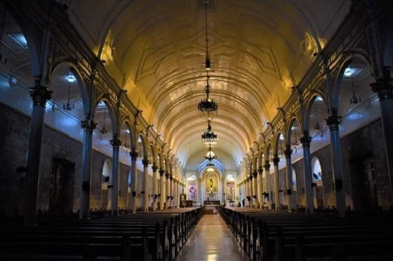 SHORTENED CURFEW. The City Government of Bacolod grants the request of the Diocese of Bacolod to shorten the curfew hours to allow the faithful to attend the early morning Aguinaldo masses or