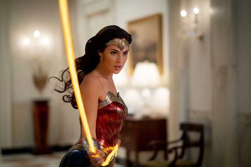 USA. This image released by Warner Bros. Entertainment shows Gal Gadot in a scene from