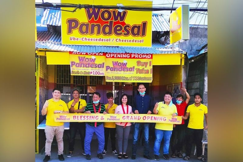 PAMPANGA. Wow Pandesal recently opened its 5th and corporate-owned branch in Purok 4, San Jose, City of San Fernando Pampanga. (Contributed photo)